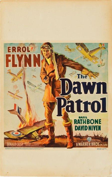 83021: The Dawn Patrol (Warner Brothers, 1938). Window