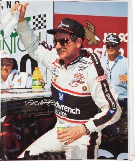 80116: 1995 Dale Earnhardt NASCAR Race Worn Fire Suit f - 2