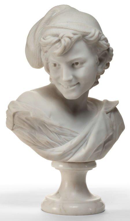 86009: A JEAN-BAPTISTE CARPEAUX (French, 1827-1875) MAR