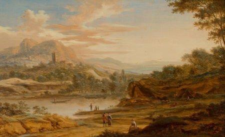 86019: JOHANN CHRISTIAN VOLLERDT (German, 1708-1769) Vi