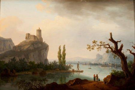 86024: Attributed to JEAN JOSEPH XAVIER BIDAULD (French
