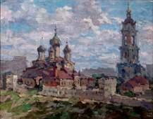 86166: RUSSIAN SCHOOL (Late 19th/Early 20th Century) Vi