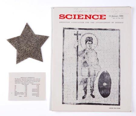 49020: CANYON DIABLO METEORITE - NININGER SPHEROID STAR