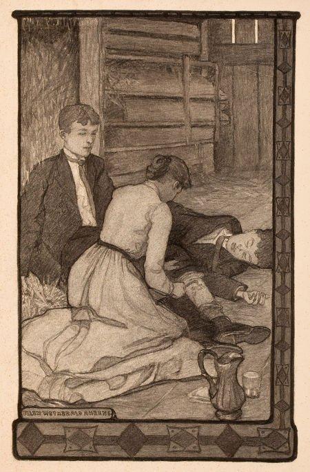78003: ELLEN WETHERALD AHRENS (American, 1859-1938) Hel