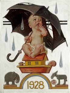 78077: JOSEPH CHRISTIAN LEYENDECKER (American, 1874-195