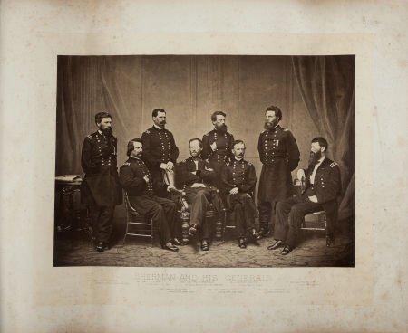 36005: [Civil War Photography]. George N. Barnard. Phot