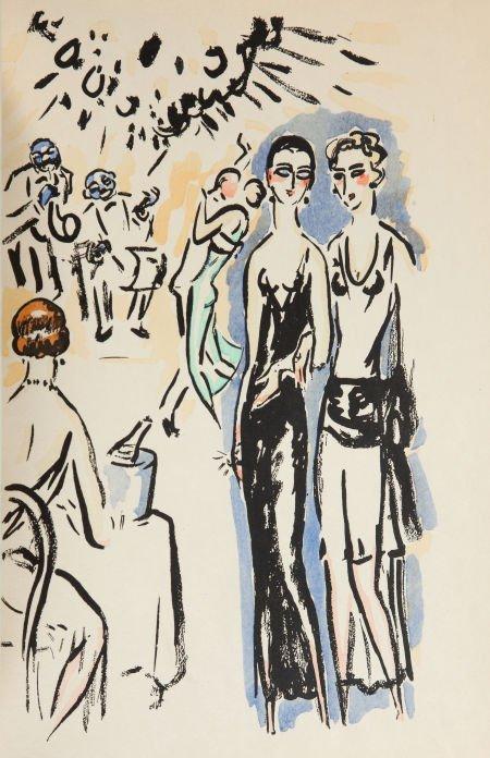 36298: [Kees Van Dongen, illustrator] Victor Margueritt