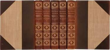 36312: [Sir Walter Scott]. Waverley Novels. London and
