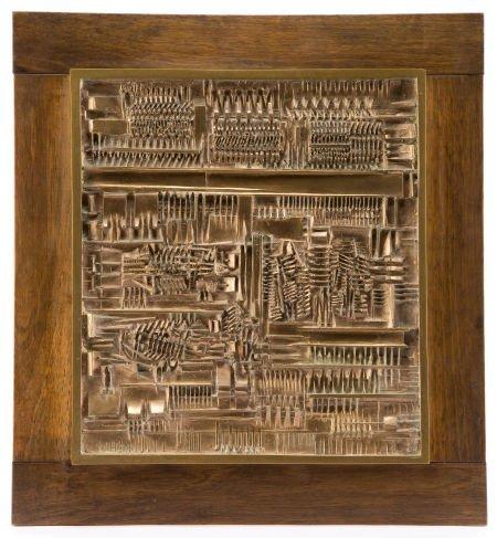 64022: ARNALDO POMODORO (Italian, b. 1926) Untitled, 19