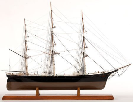 88023: SHIP MODEL OF CLIPPER 'FLYING CLOUD' Flying Clou