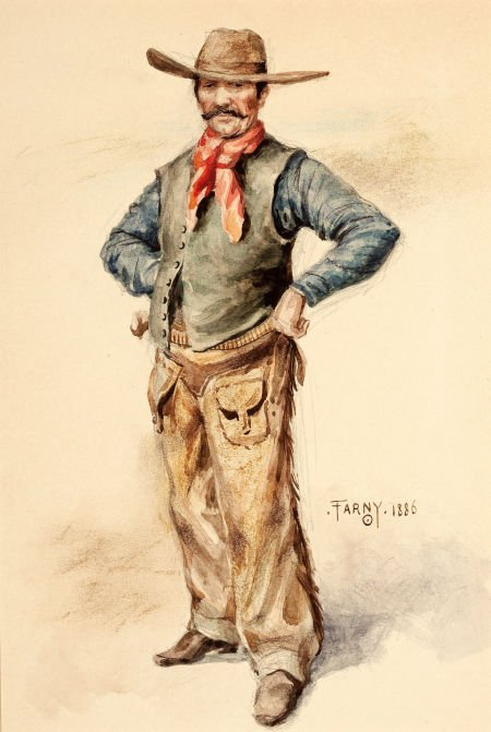 76016: HENRY FRANÇOIS FARNY (American, 1847-1916) Self