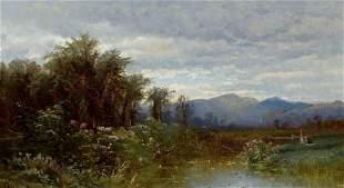 73070: ALFRED THOMPSON BRICHER (American, 1837-1908) No