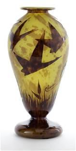 62106: CHARLES SCHNEIDER LE VERRE FRANCAIS CHARDER GLAS