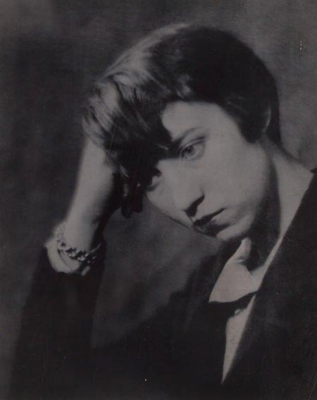 74002: MAN RAY (American, 1890-1976) Berenice Abbott, P