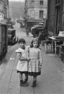 74004: EDOUARD BOUBAT (French, 1923-1999) La Place Maub