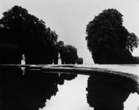 EUG�NE ATGET (French, 1857-1927) Parc De St. Clo