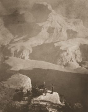 ANNE BRIGMAN (American, 1869-1950) Sanctuary, Th