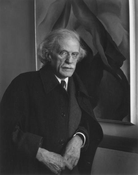 74017: IMOGEN CUNNINGHAM (American, 1883-1976) Alfred S
