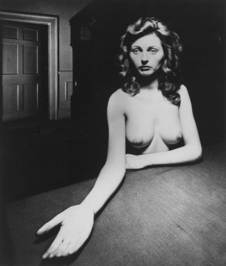 74093: BILL BRANDT (British, 1904-1983) Micheldever Nud
