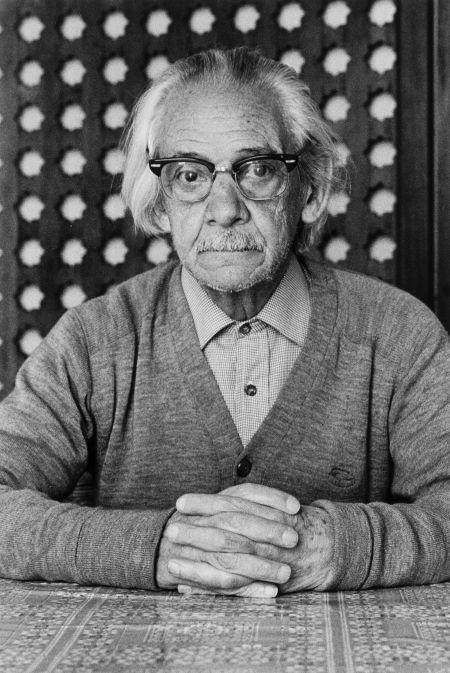 74022: MARIO ALGAZE (American/Cuban, b. 1947) Rufino Ta