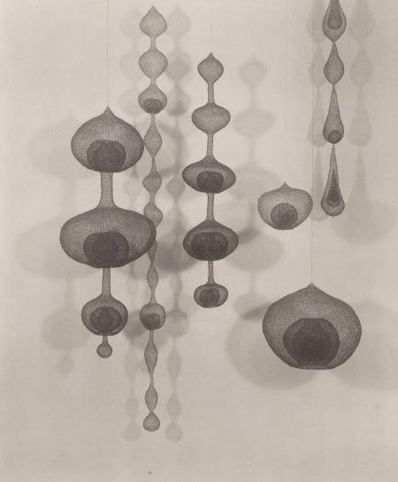 74044: IMOGEN CUNNINGHAM (American, 1883-1976) Ruth Asa