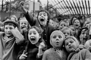 74074: ALFRED EISENSTAEDT (American, 1898-1995) Childre