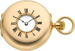 60016 Patek Philippe Mint Rose Gold DemiHunter Pocket