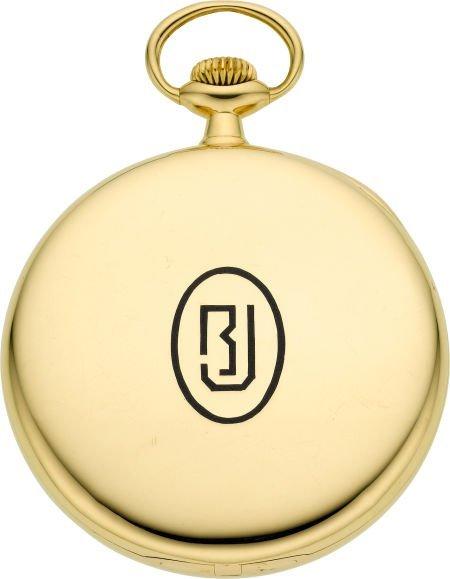 60019: Patek Philippe Gent's Gold Pocket Watch, circa 1 - 2
