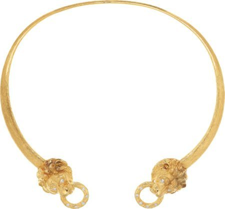 58009: Diamond, Gold Necklace, Van Cleef & Arpels