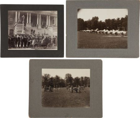 52006: 12 Early 20th Century Large Format Photographs o