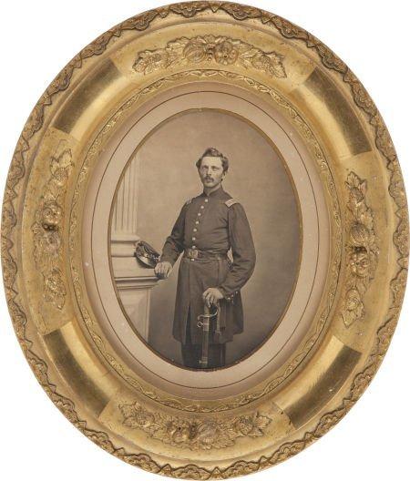 52011: Classic Portrait of a Kentucky Officer