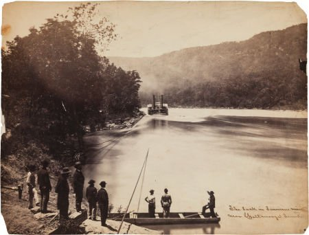 """52022: """"The Suck in the Tennessee River near Chattanoog"""