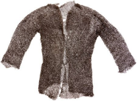 32005: 17th Century European Chainmail Shirt.