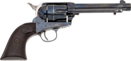 32163: Colt Single Action Army Revolver.