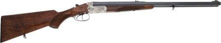 32674: .416 Rigby Merkel Safari Grade Double Rifle.