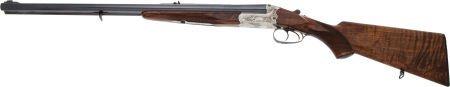 32674: .416 Rigby Merkel Safari Grade Double Rifle.  - 2