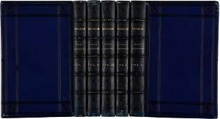 87041: John Ruskin. A Collection of Works, including: F