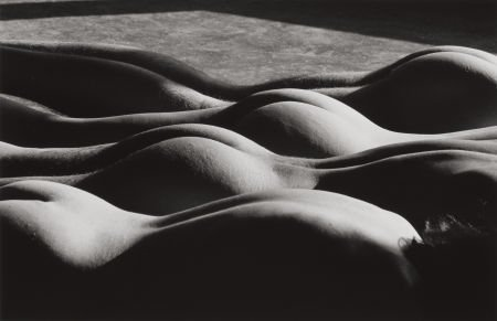 74017: LUCIEN CLERGUE (French, b. 1934) Nudes, 1985 Gel