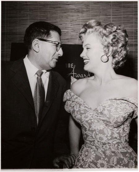 46008: A Marilyn Monroe Rare Black and White Photograph