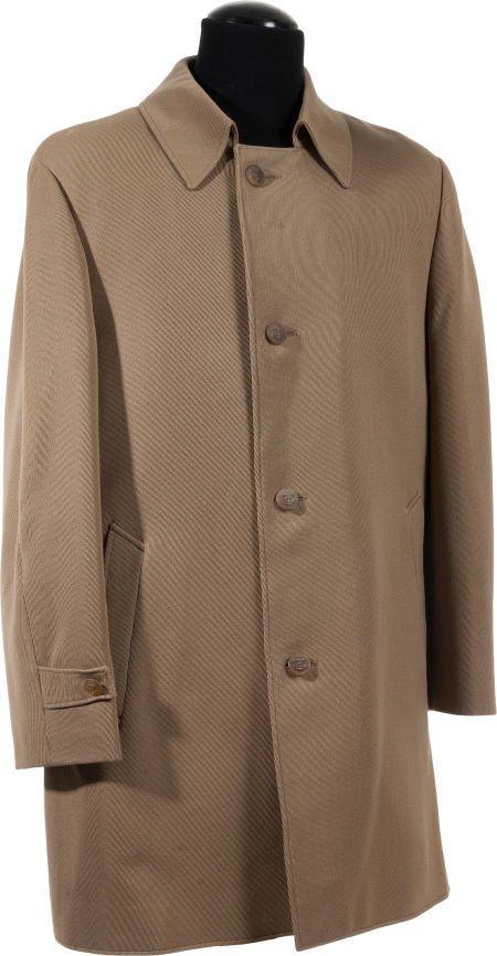 "46022: A Marlon Brando Overcoat Related to ""Last Tango"