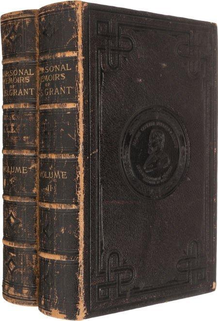 36011: Ulysses S. Grant. Personal Memoirs of U. S. Gran