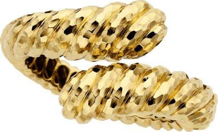 58003: Gold Bracelet, Henry Dunay