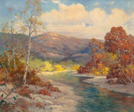76011: ROBERT WILLIAM WOOD (American, 1889-1979) Guadel