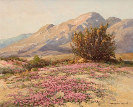 76012: ROBERT WILLIAM WOOD (American, 1889-1979) Desert