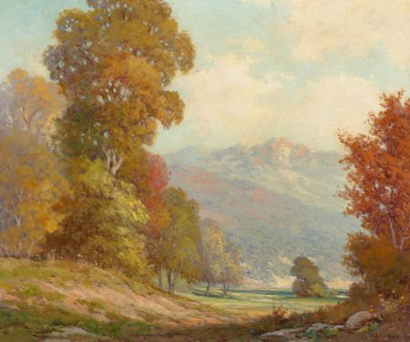 76013: ROBERT WILLIAM WOOD (American, 1889-1979) Texas