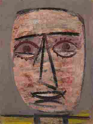 72015: ARSHILE GORKY (American, 1904-1948) Untitled (He