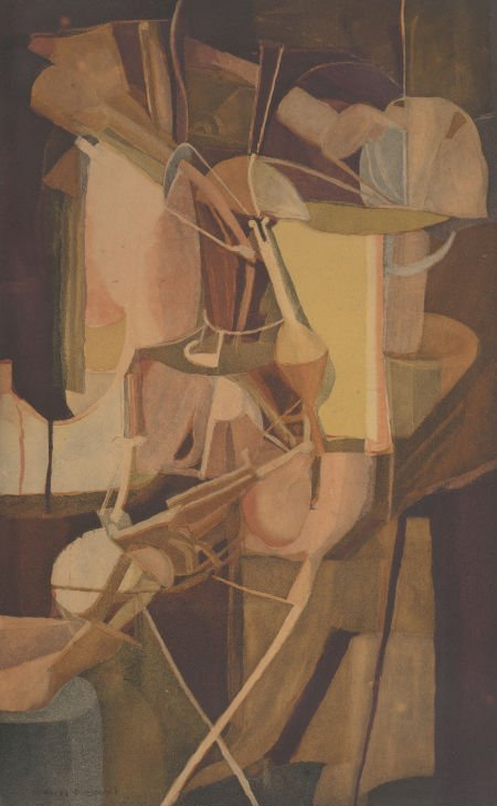 72020: MARCEL DUCHAMP (French, 1887-1968) and JACQUES V