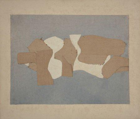 72021: Conrad Marca-Relli (American, 1913-2000) Untitle