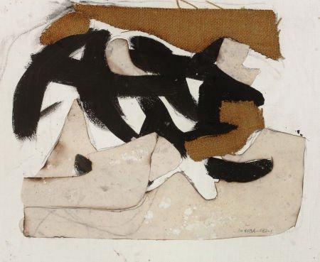 72023: CONRAD MARCA-RELLI (American, 1913-2000) Untitle