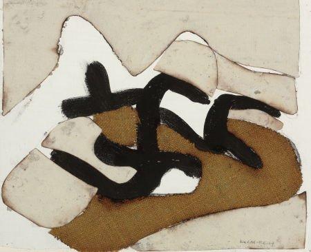 72024: Conrad Marca-Relli (American, 1913-2000) Untitle